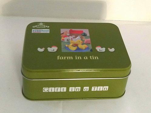 Farm in a Tin