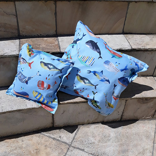 Cushion Cover - 100% Cotton - large