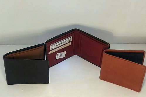 Recycled Leather Wallets