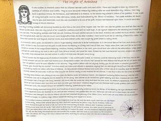 The Myth of Arachne