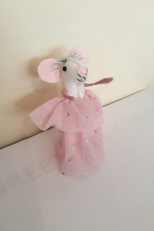 Pink Dress Mouse