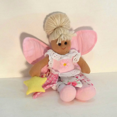 Fairy Rag Doll Small