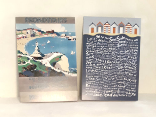 Seaside Notebooks