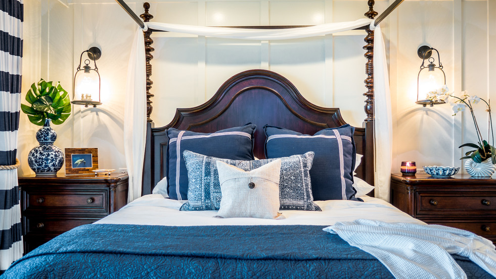6101: Master Bedroom