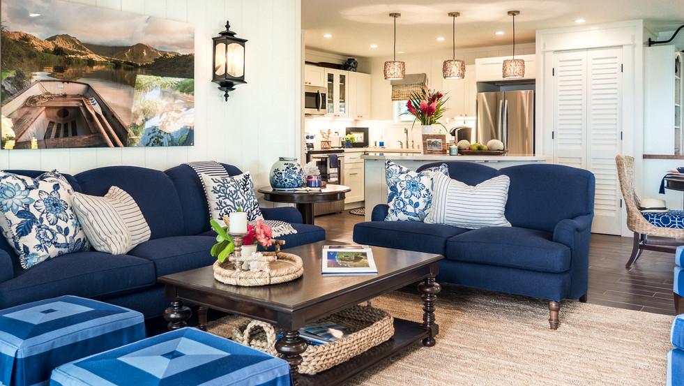 6101: Living Room & Kitchen