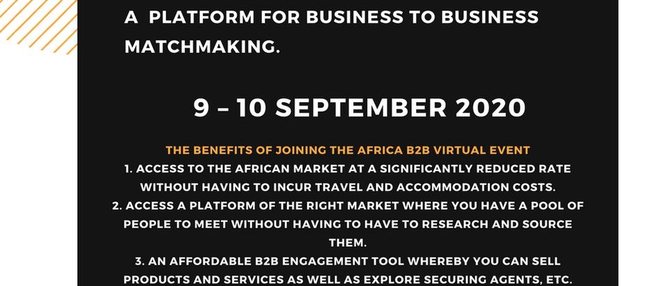 Launching Africa B2B