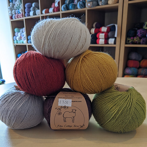 Eden Cottage Yarns Milburn 4ply