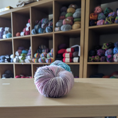 For the love of yarn (BFL/Nylon)