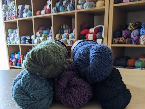 WYS Croft Shetland Colours