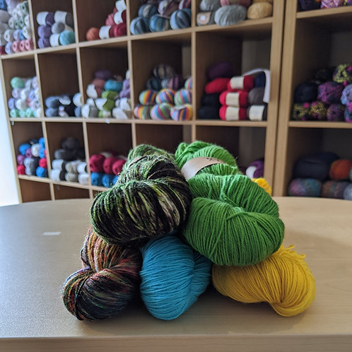 Pawply yarn Co