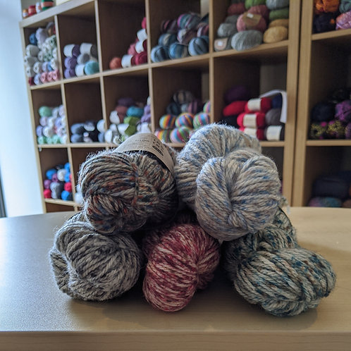 WYS - The Croft Shetland Tweed
