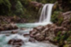 Tawhai Falls Track Tongariro National Park. 5km's from Whakapapa Village and Chateau Tongariro Hotel