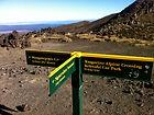 Tongariro National Park Walks