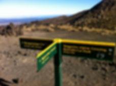 Tongariro Alpine Crossing, Walk the crossing