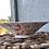 Thumbnail: קערת פורצלן אדום לבן
