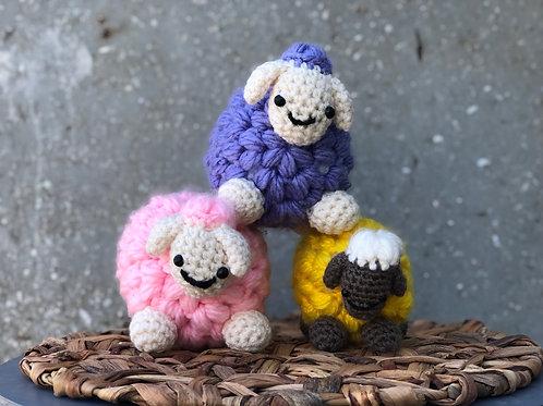 כבשה סרוגה