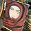 Thumbnail: ציור שמן האישה באדום