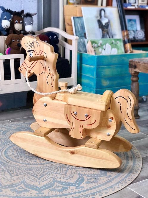 סוס עץ