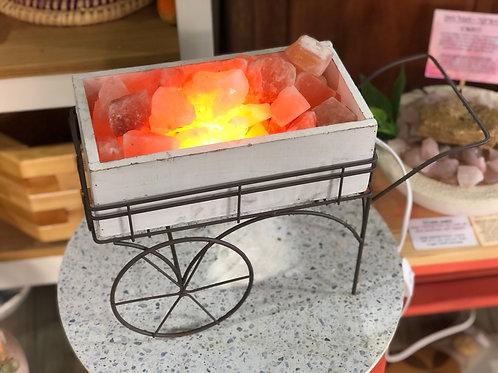 מנורת מלח מריצה