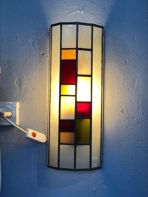 מנורת ויטראז׳ מלבנית