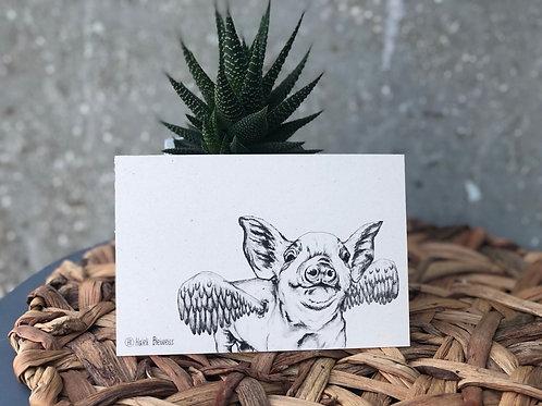 חזירון מעופף