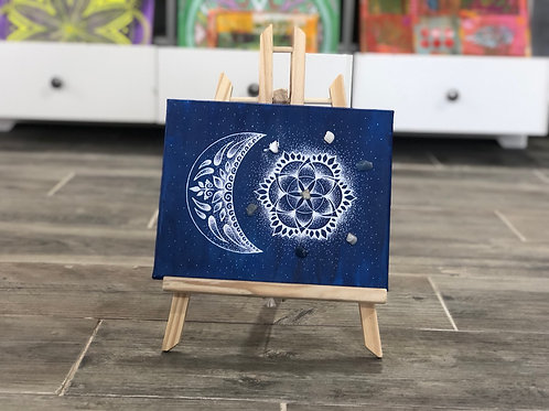 מנדלה ארט כחול
