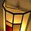 Thumbnail: מנורת ויטראז׳ מלבנית