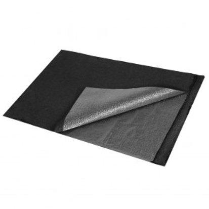 jet black drape sheets 40 x 90 50ct