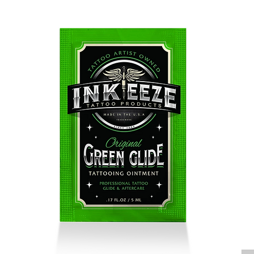 Inkeeze Green Glide 5ml packet