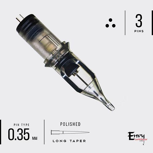 Standard Envy 3 Round liner cartridges