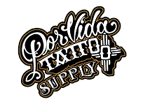 Por Vida Tattoo Supply Logo