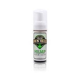Inkeeze CBD/Hemp Foam Soap
