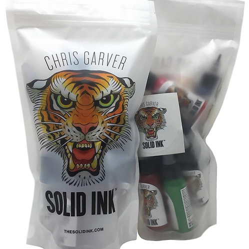 Chris Garver 1oz Set | (12) Color Set