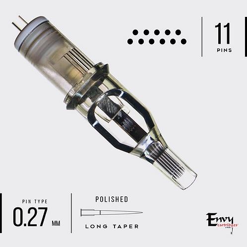 Bug pin 11 Curve Magnum cartridge