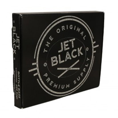 Jet Black Bottle Bags 200ct