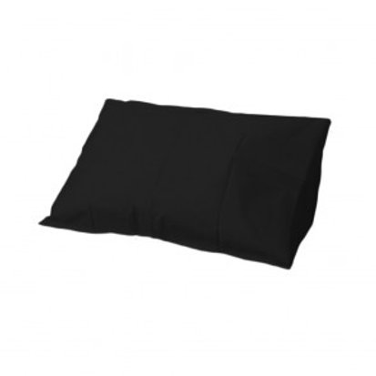 jet black pillow cases 21 x 30 100ct