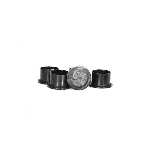 Jet Black Supply - Ink Caps - #16 (MEDIUM)