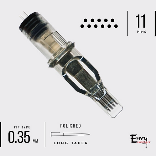 Standard Envy 11 magnum cartridges