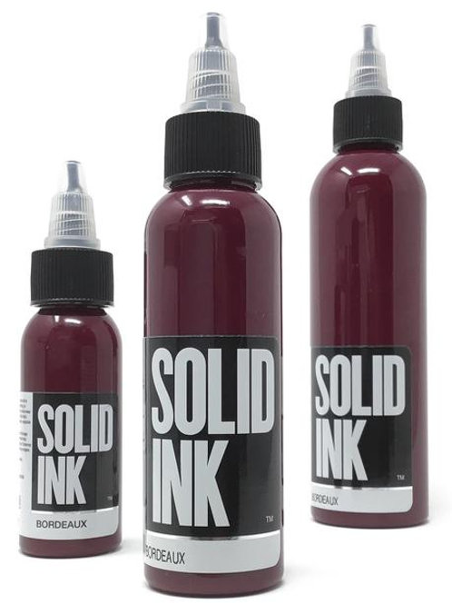 Solid Ink Bordeaux 1oz