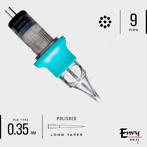 Gen 2 9 Round Liner cartridge