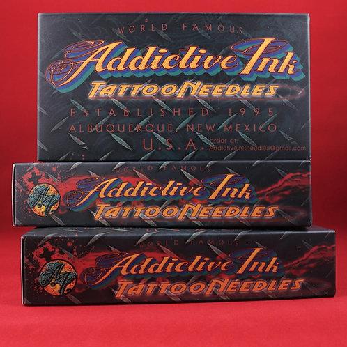 Addictive Ink Cartridge Needles - Tight Round Liners