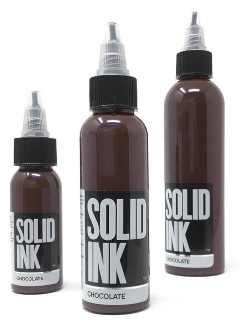 Solid Ink Chocolate 1oz