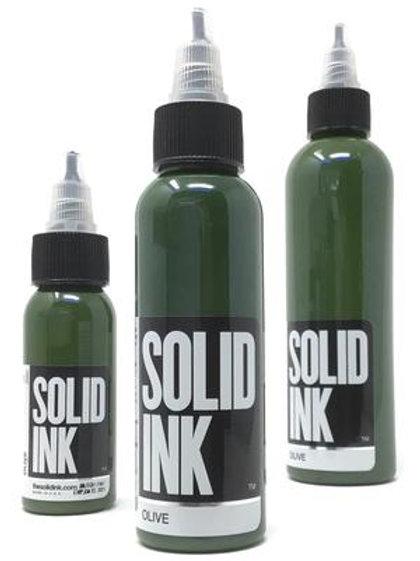 Solid Ink Olive 1oz