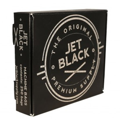 jet black machine bags