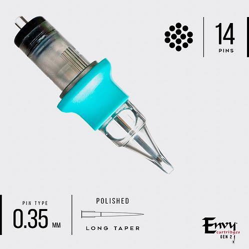 Gen 2 14 Round Liner cartridge