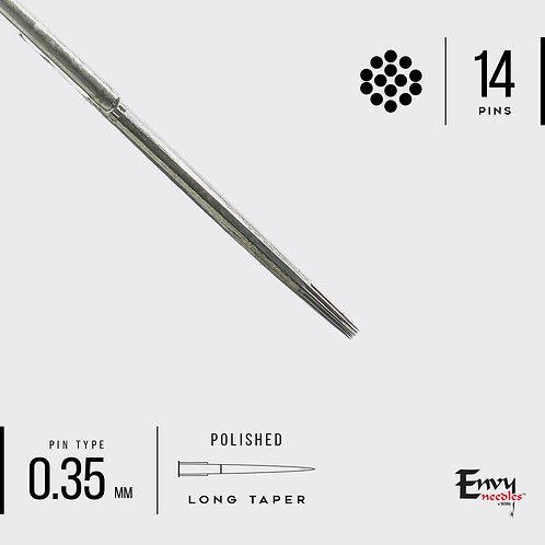 Envy 14 Round Needle Liner
