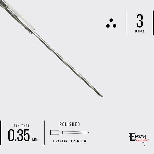 Envy 3 Round Needle Liner