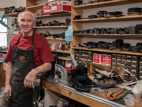 Golden Business Spotlight: B & BE Shoe and Boot Repair