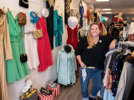 Golden Business Spotlight: La Chic Thrift and Vintage