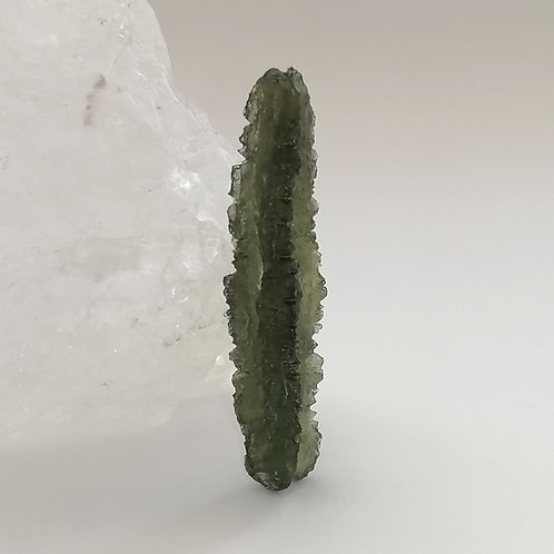 "Moldavite- ""Tree of Life"""
